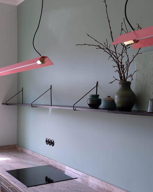 Lampy Misalliance Lexavala, różowe