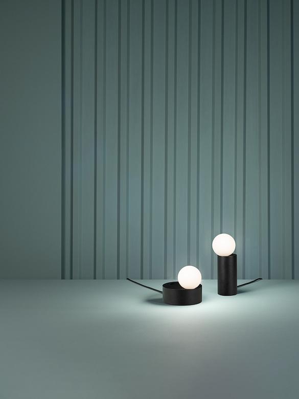 Minimalistyczne lampy Chors