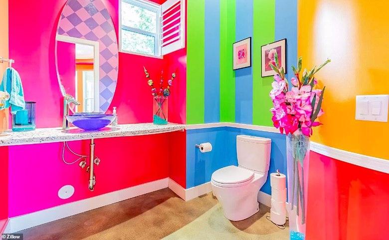 kolorowe wnętrza