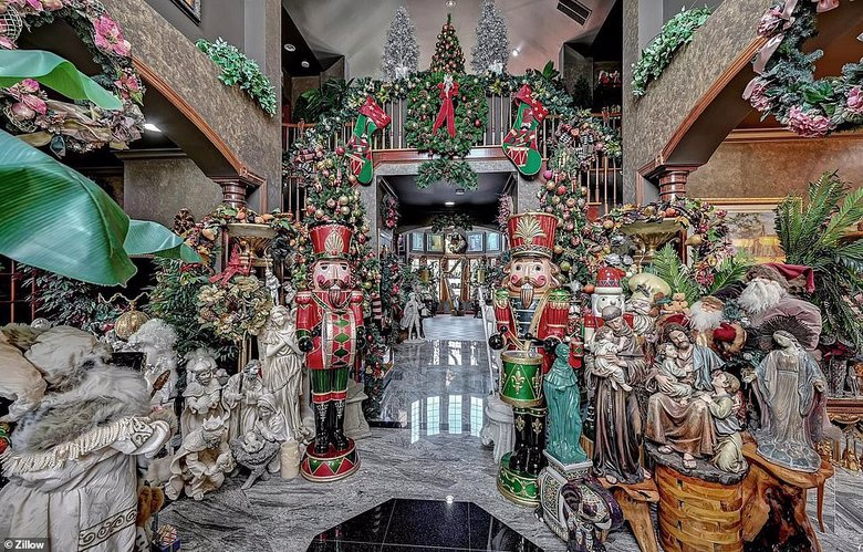 świąteczny dom