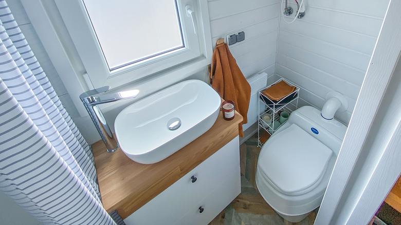 Domek Mobi House MOBI 06 łazienka