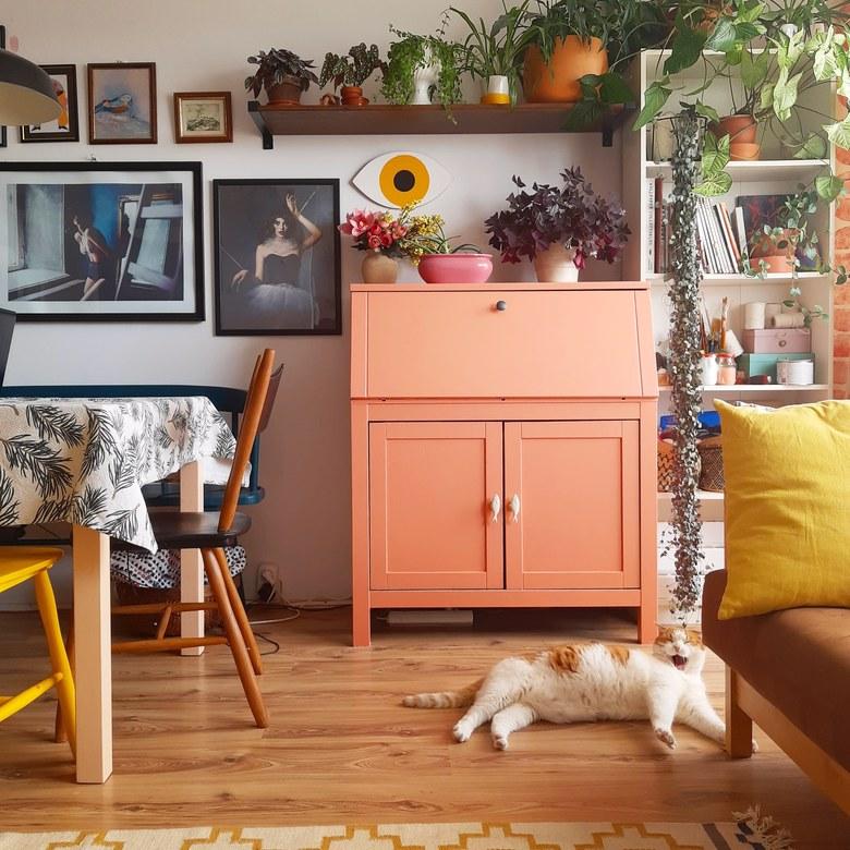 kolorowy salon @na_czwartym
