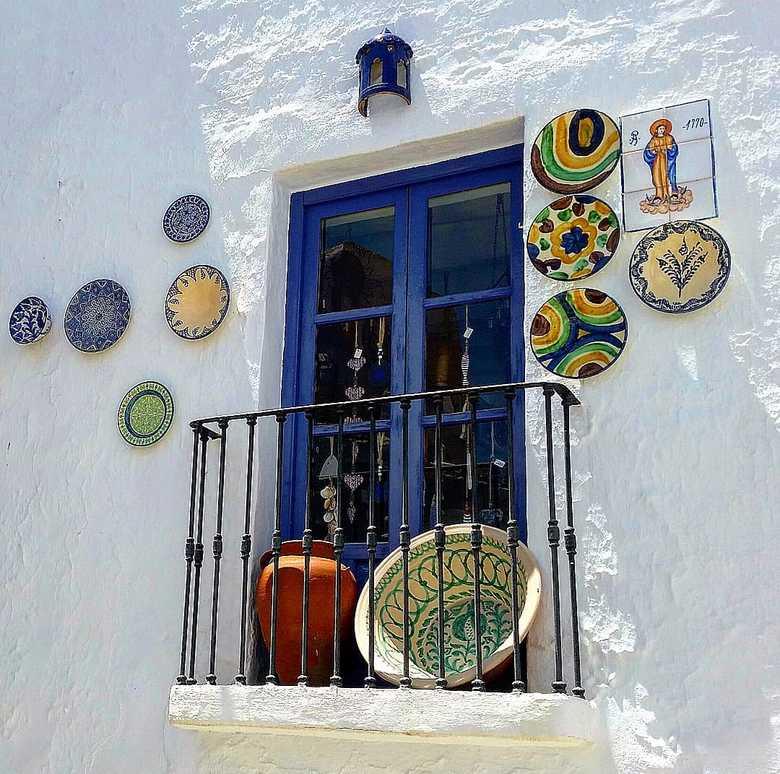 Hiszpański balkon