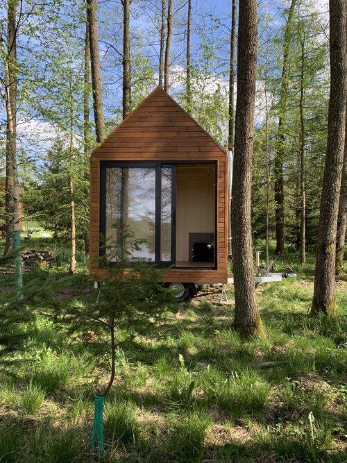 REDUKT Domek w lesie