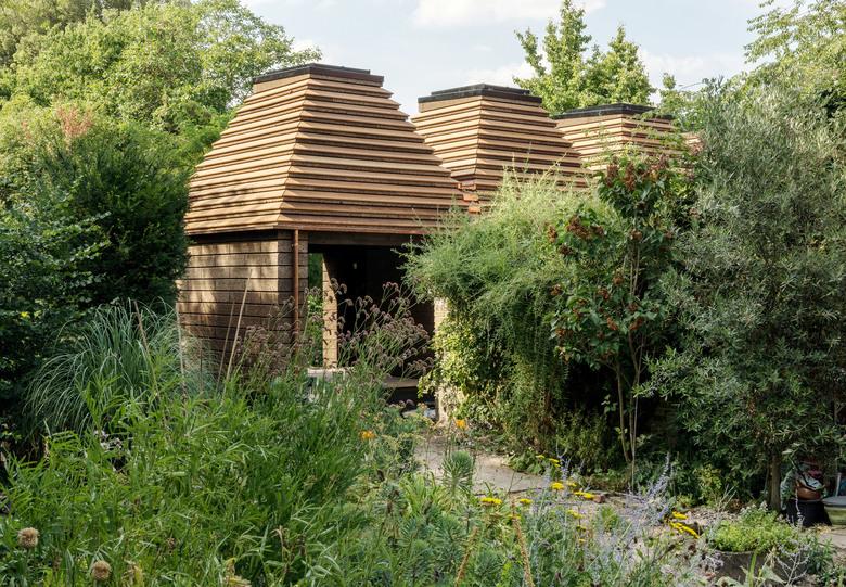 Cork House, Anglia