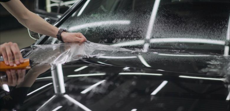 oklejanie auta