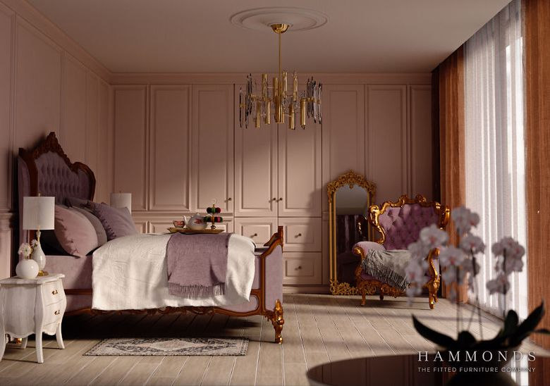 Sypialnia Wagi