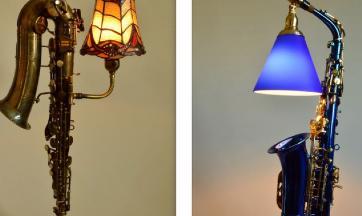 Lampy z instrumentów
