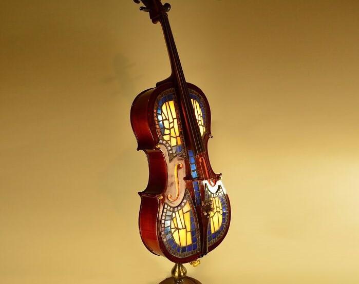 lampa skrzypce