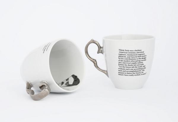 Porcelana Kristoff Great Inventors