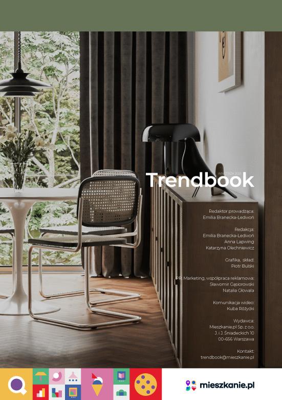 Trendbook WNĘTRZA 2021