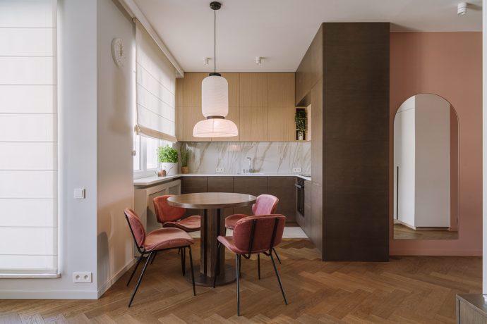 Mieszkanie na Muranowie Dziurdziaprojekt