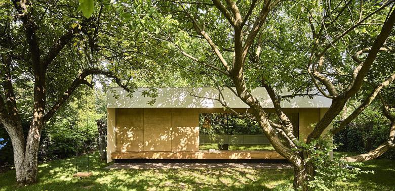 Domki działkowe od architektów