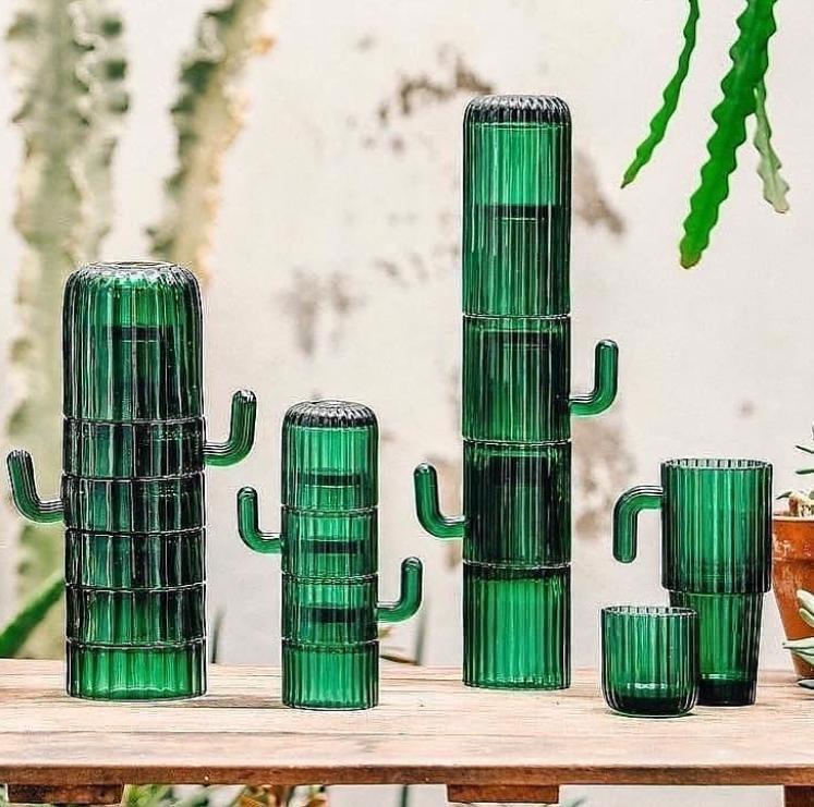 kubki - kaktusy