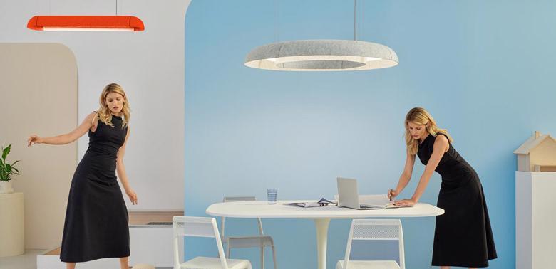 Lampy akustyczne Flexx nagrodzone Red Dot
