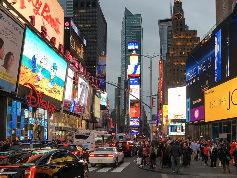 Nowy Jork ulica