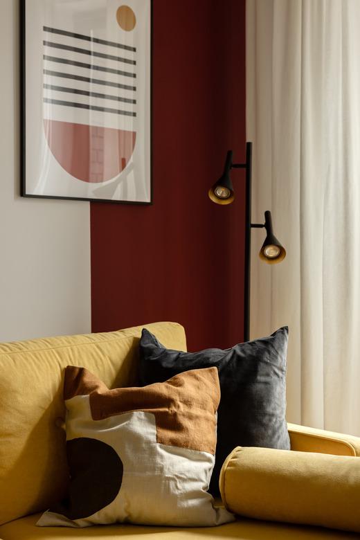 Eklektyczne mieszkanie. Projekt studia Inbalance