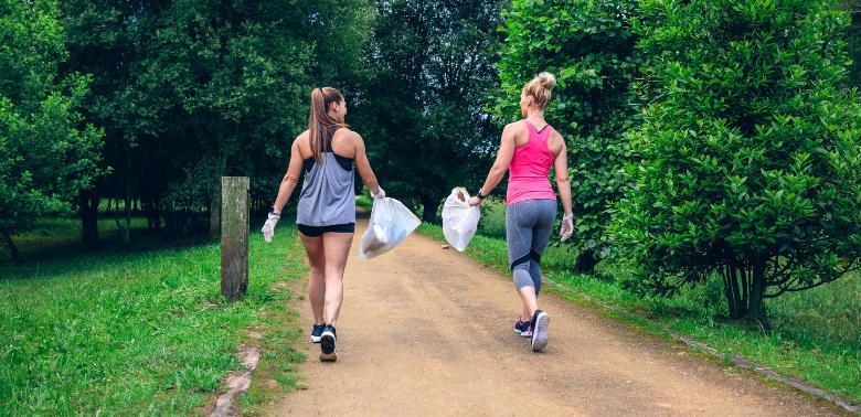 Plogging  - jogging i ekologia
