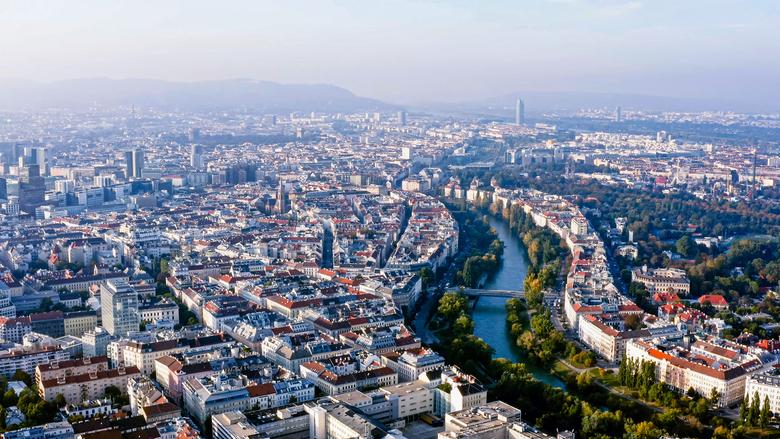 Panorama Wiednia