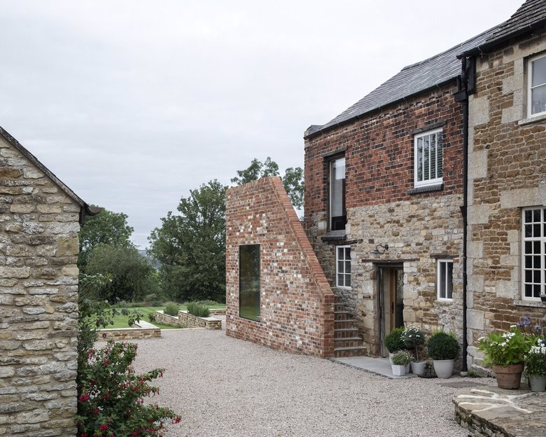 The Parchment Works House