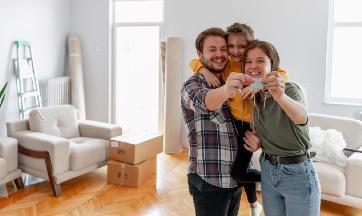 3-osobowa rodzina