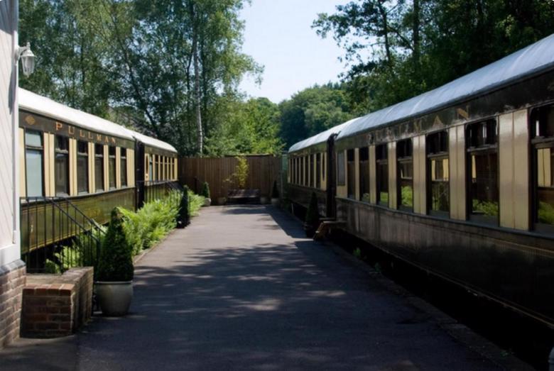 dworzec w Wielkiej Brytanii