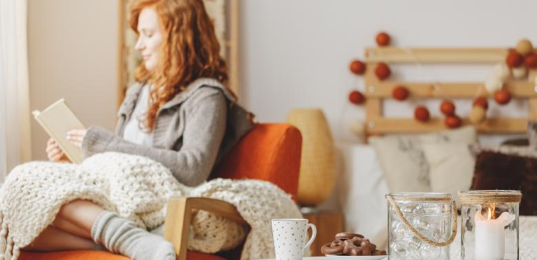Jesienna depresja a urządzanie mieszkania