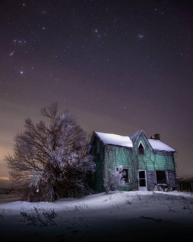 Dom w Ontario