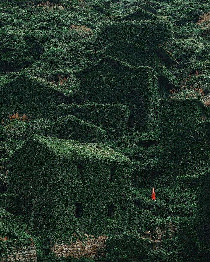 opuszczone domki