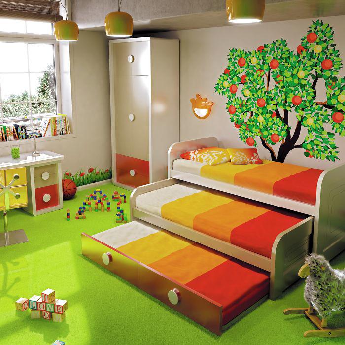 pokój dziecięcy