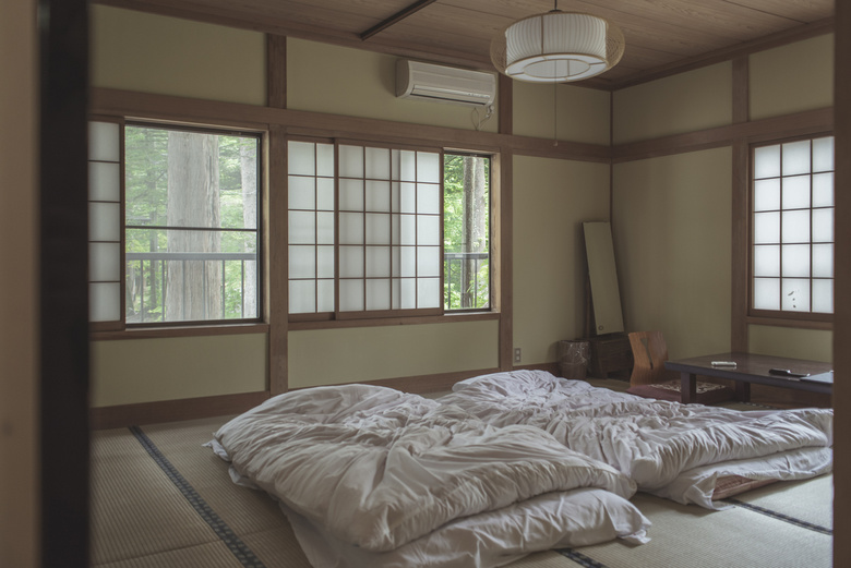 Futony - japońskie materace naturalne