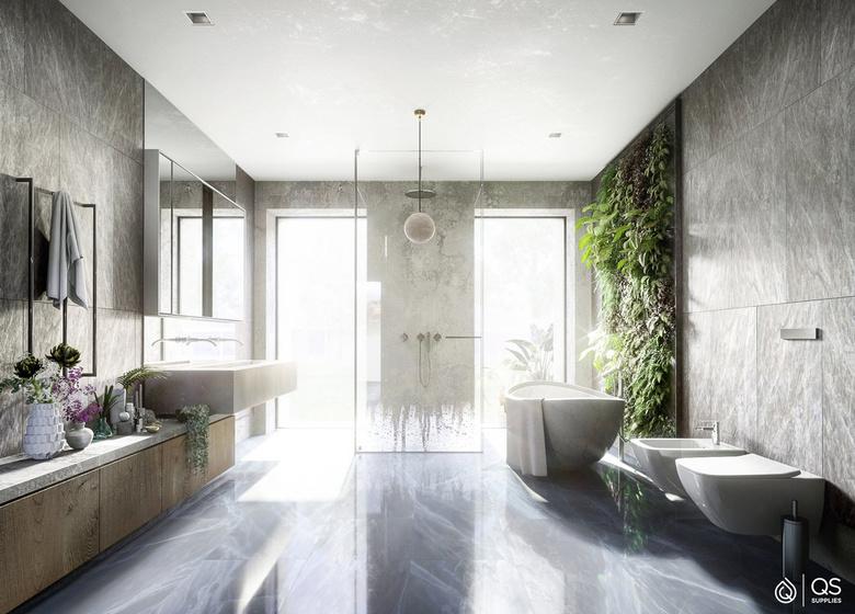 Łazienka w 2021 r.