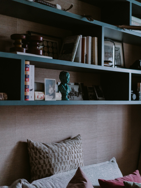 Mieszkanie na Wilanowie projekt Colombe
