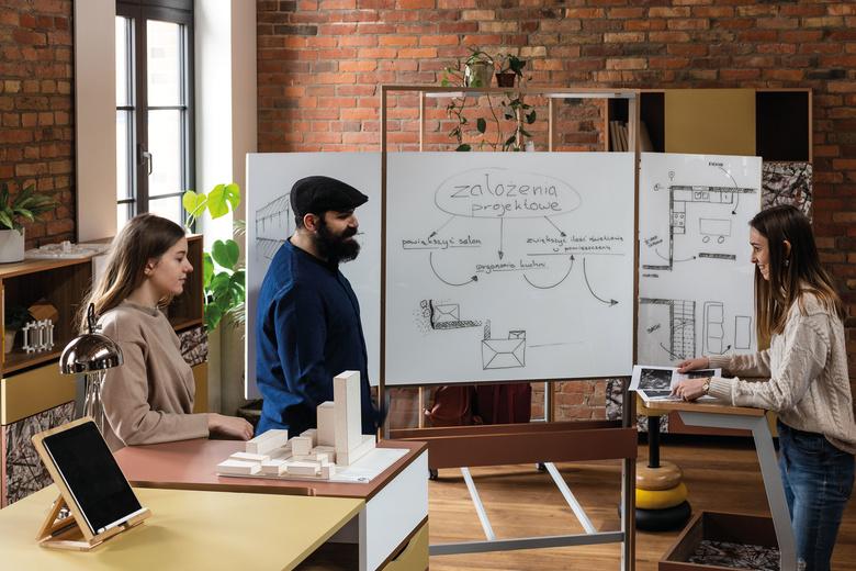 Przestrzeń do coworkingu