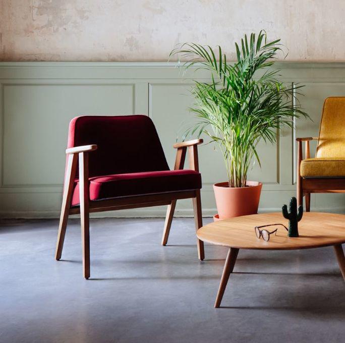 Fotele J. Chierowski 366 Concept