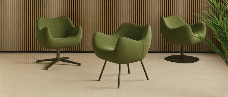 Fotele RM58 R. Modzelewski VZOR